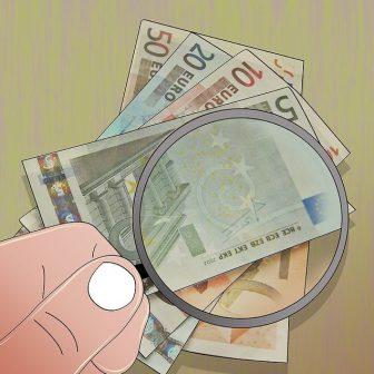 تشخیص یوروی اصل از تقلبی