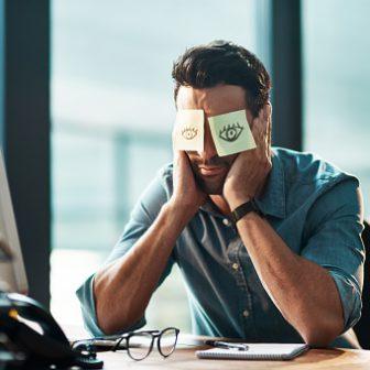 خستگی در محل کار